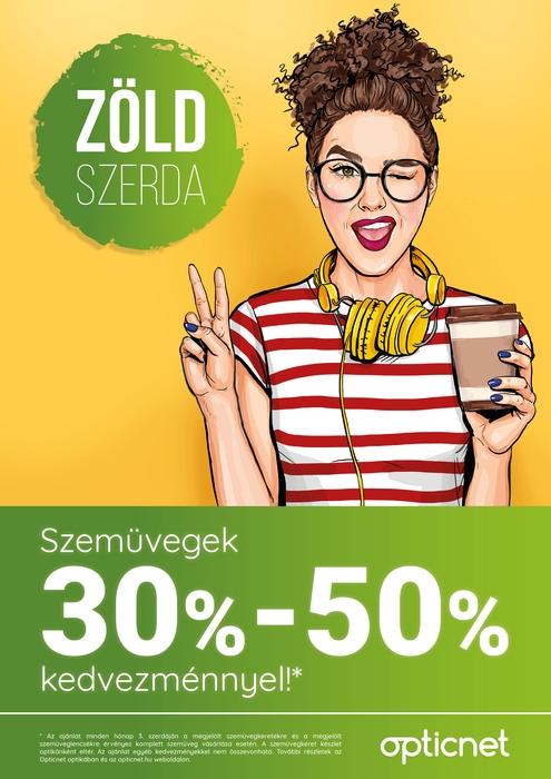 Hoya szemüveglencsék 40% kedvezménnyel